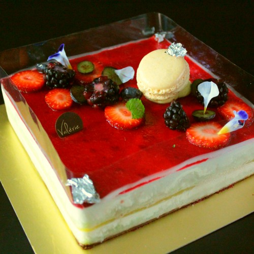 The Summer Cake