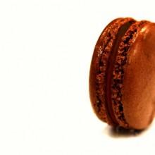 Choclate Macaron