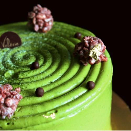 Valerie Matcha Cake